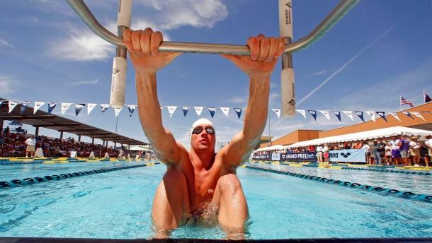 Phelps überrascht mit Stilwechsel
