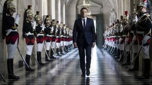Macrons Faible für Napoleon