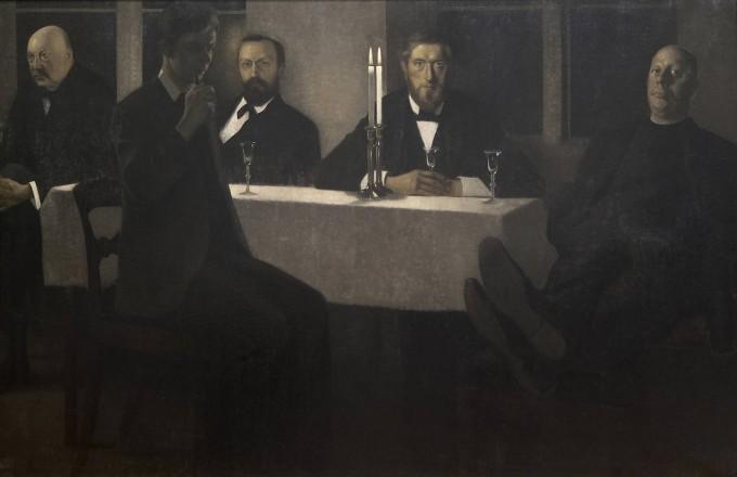 Fünf Porträts, 1901-1902