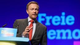 """""""Die FDP ist kein Waschmittelproduzent"""""""