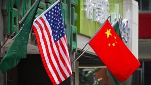 China wehrt sich
