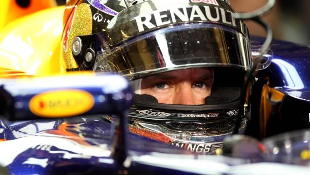 Vettel holt Mansells Rekord