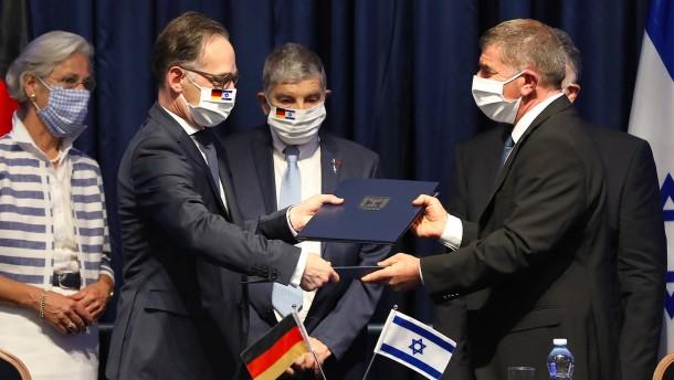Diplomatie ohne Preisschild