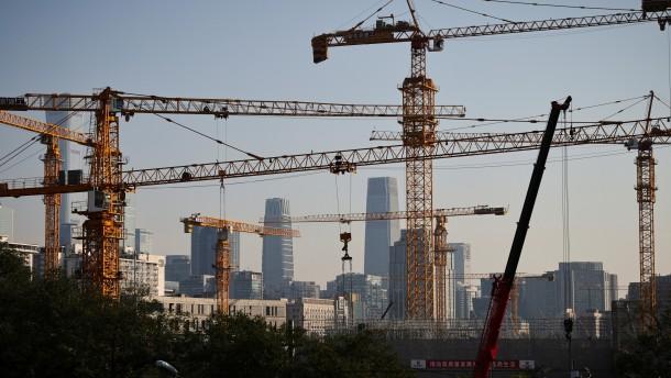 Chinas Problem ist nicht das Wachstum