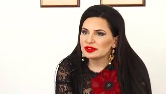 Ruja Ignatova in einem Video der Firma OneCoin aus dem Jahr 2016.