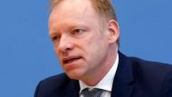 Ifo-Präsident Clemens Fuest im Februar in Berlin