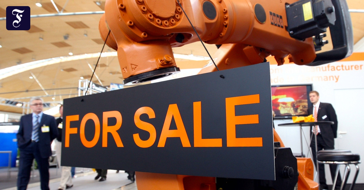 Kuka Aktie Verkaufen
