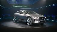Jaguar enthüllt Elektro-Konzeptauto