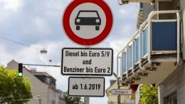 Vielerorts in Hessen noch zu viel Stickoxid in der Luft