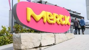 Merck plant milliardenschweren Zukauf in Amerika