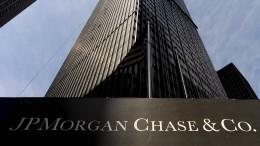 Amerikas Banken sahnen ab