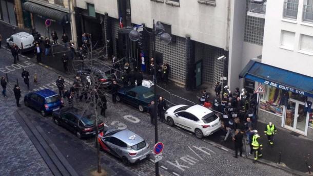 Neue Erkenntnisse zu den Pariser Attentätern