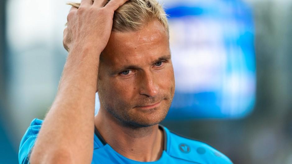 Trainer David Bergner verlässt den Chemnitzer FC