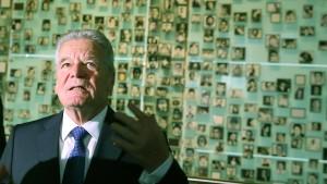 Colonia-Dignidad-Mittäter bei Gauck-Empfang