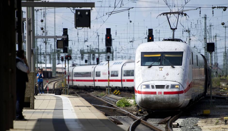 Von Frankfurt Nach Mannheim