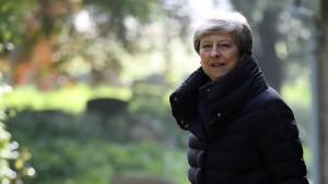 May stellt neuen Brexit-Plan vor