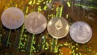 Bitcoin ist nur eine von vielen Kryptowährungen – Ehterum wird beispielsweise eine vielversprechendere Zukunft vorausgesagt.