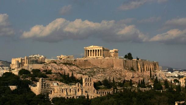 Rezession in Griechenland wird sich verschärfen