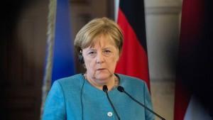 Union verliert, AfD auf Rekordhoch