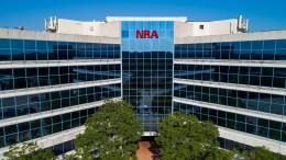 Amerikanische Waffenorganisation NRA meldet Konkurs an