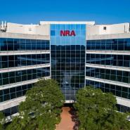 Die Zentrale der Waffenlobby NRA in Fairfax