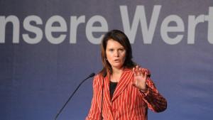 Brandenburgs CDU-Vorsitzende Ludwig zurückgetreten