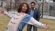 Die schwierige Arbeit afghanischer Comedians