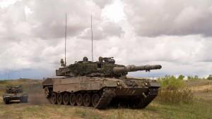 Keine Panzer nach Ankara