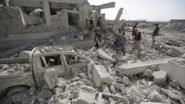 Saudi-Arabien kündigt Waffenruhe im Jemen an