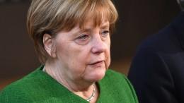 "Merkel-Kritiker formulieren ""Konservatives Manifest"""