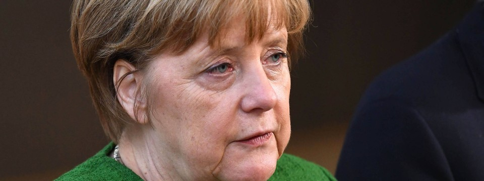 Bundeskanzlerin Angela Merkel wird von den Konservativen ihrer Partei kritisiert.