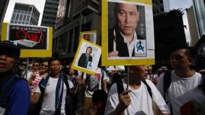 Jagd auf Chinas Anwälte
