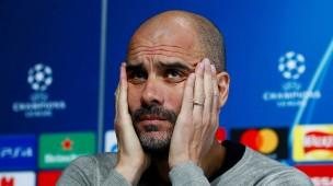 """""""Ich muss gewinnen"""": Pep Guardiola nimmt allen Druck auf sich."""