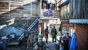 Die verlorenen Söhne Dagestans