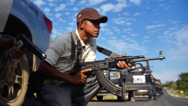 Bewaffnete Bürgerwehren jetzt ganz legal