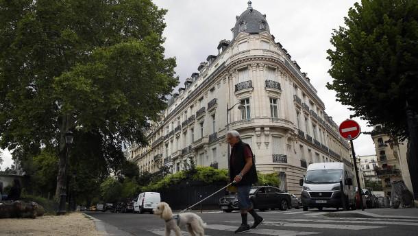 Französischer Model-Agent in Untersuchungshaft