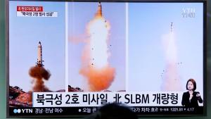 Neuer Raketentest misslungen
