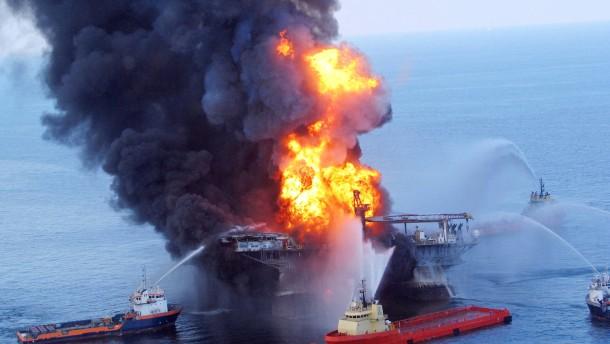 Amerikanische Regierung boykottiert Ölkonzern BP