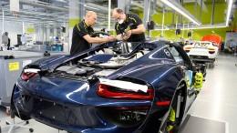 Porsche-Beschäftigte bekommen 9700 Euro Jahresprämie