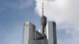 Gründungsmitglied Commerzbank fliegt aus dem Dax