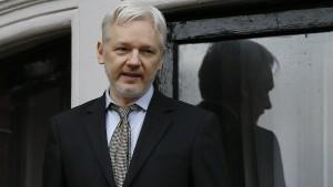 Haftbefehl gegen Assange besteht weiter
