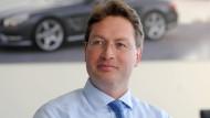 Källenius wird Daimler-Entwicklungsvorstand