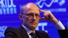 Andrea Enria wird neuer EZB-Bankenaufseher