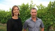Kellermeister: Heather Stewart und Stewart Maclennan