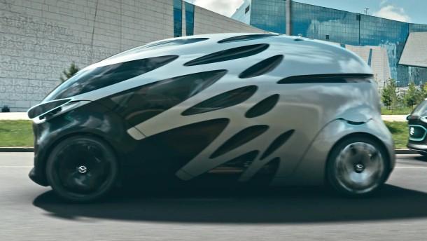Das Überraschungsei von Mercedes-Benz