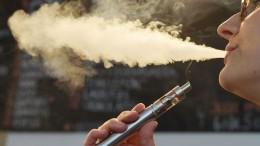 E-Zigarettenbranche will Verfassungsbeschwerde einreichen
