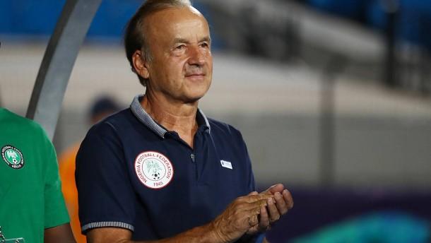 Rohr und Nigeria verpassen Finale