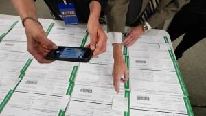 Staatsanwälte verweigern Überprüfung der Präsidentenwahl
