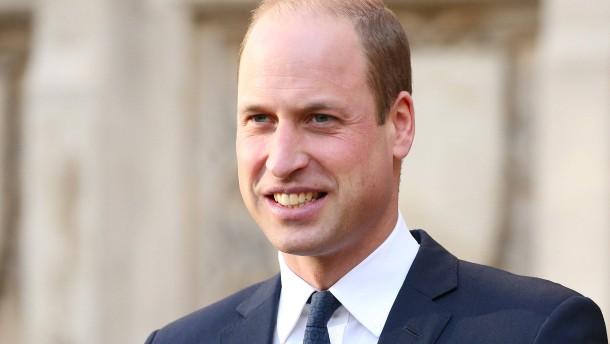 """Prinz William für """"unabhängige Untersuchung"""""""