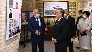 Usbekistans Erbe der Karimow-Diktatur